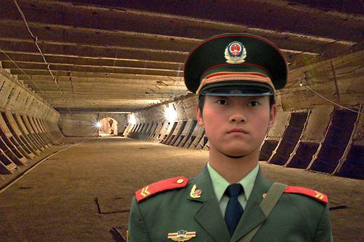 В Китае появится настоящий подземный город