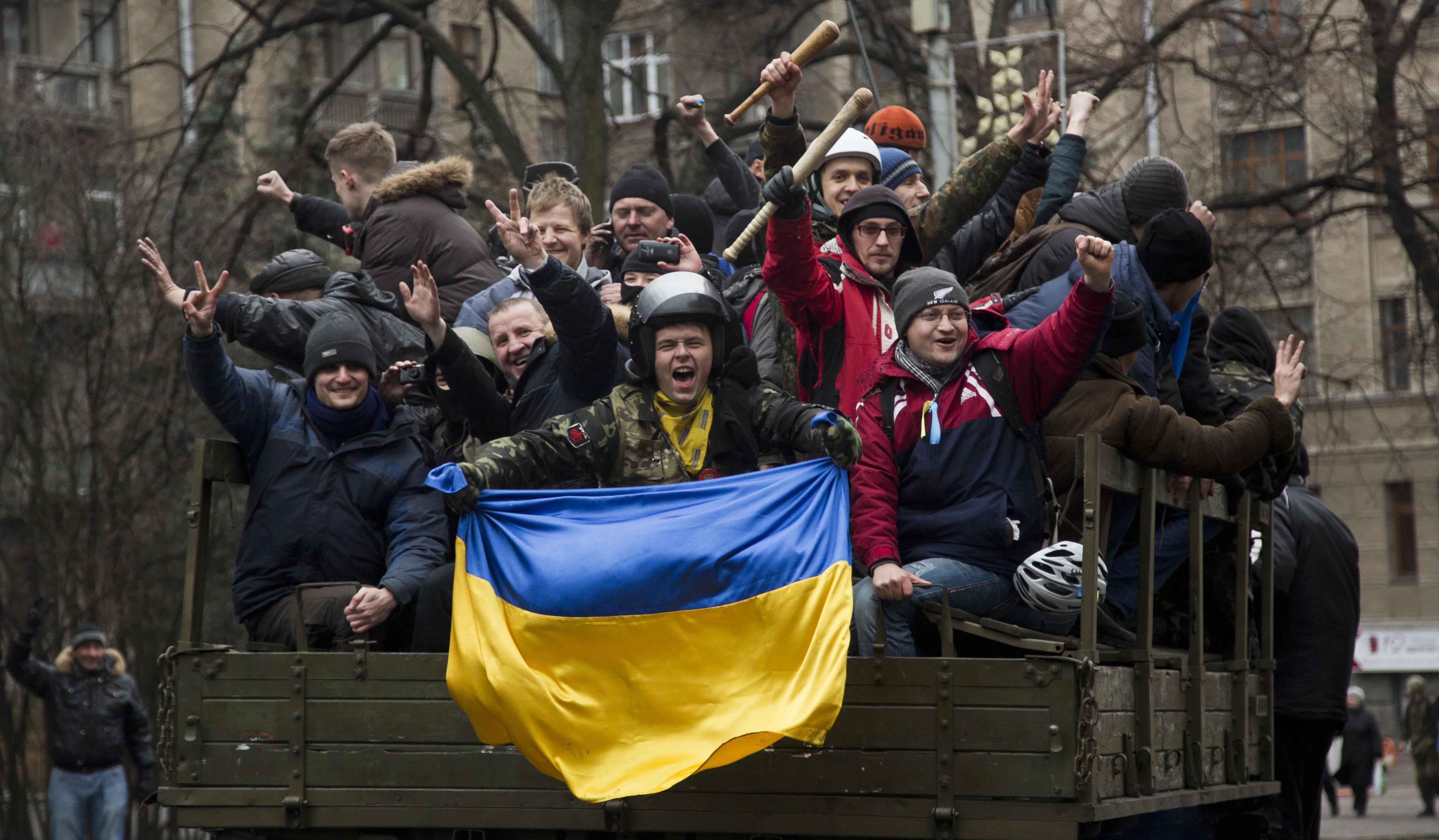 На Украине первый раз за 30 лет сказали правду о том, как Украина в составе СССР жила за счет России. Не поздно ли прозрели?