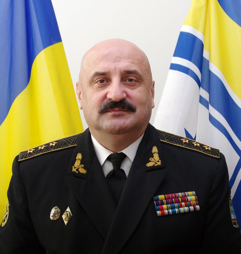 Новый главнокомандующий ВС Украины Юрий Ильин
