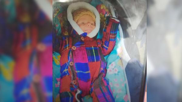 Похищенному мальчику всего 3 месяца
