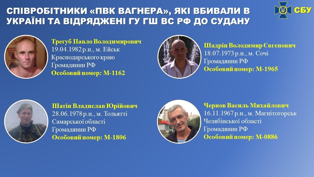 Большинство контингента в Судане воевали и в Украине
