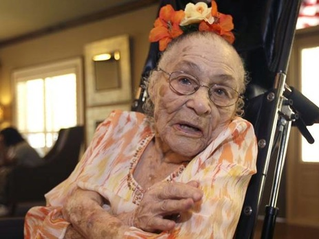 Фото самой красивой бабушки планеты
