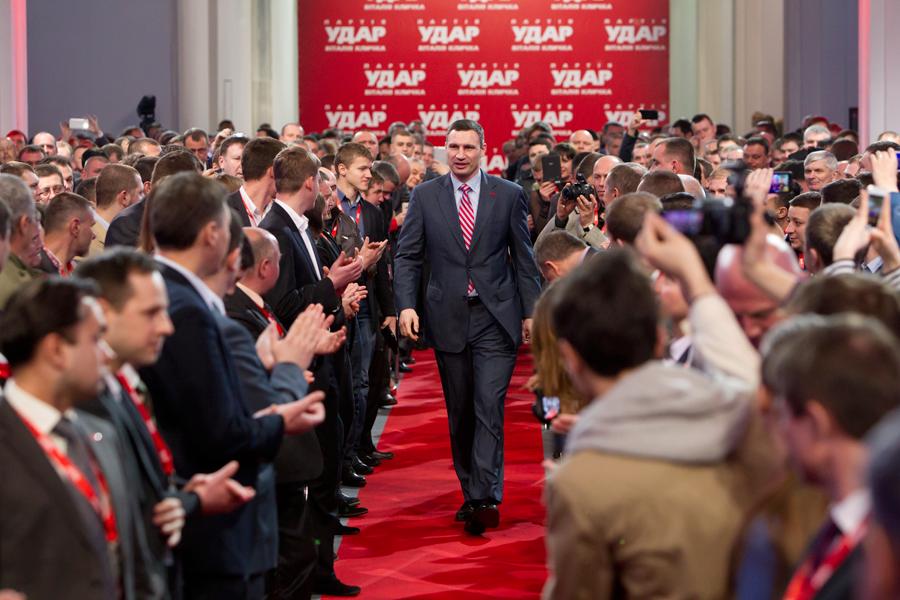 «Наша самая главная задача - реализовать ожидания киевлян», - Виталий Кличко