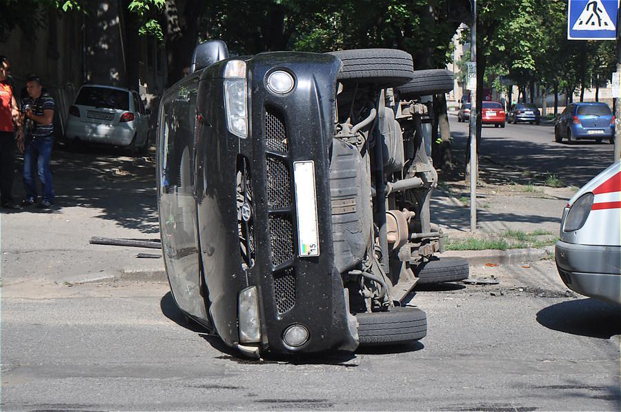 В прокуратуре заверяют, что машинах, попавших в ДТП, не было «врадиевских насильников»
