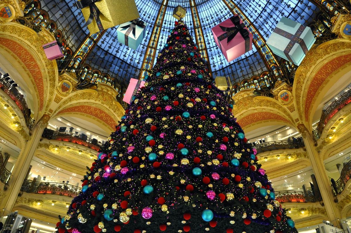 Туры на Новый год 2014. Париж