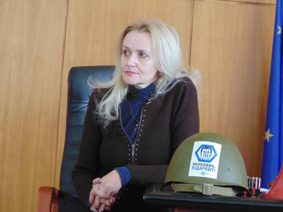 Ирина Фарион не стесняется выражать свои радикальные вгляды