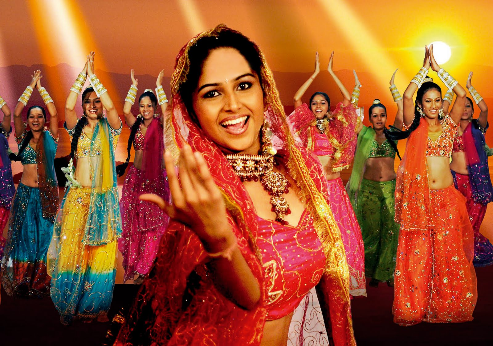 influence of western music in india