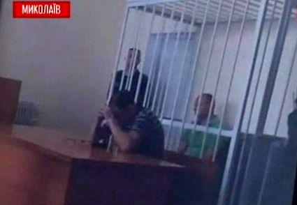 Евгению Дрыжаку на суде объявляют об аресте