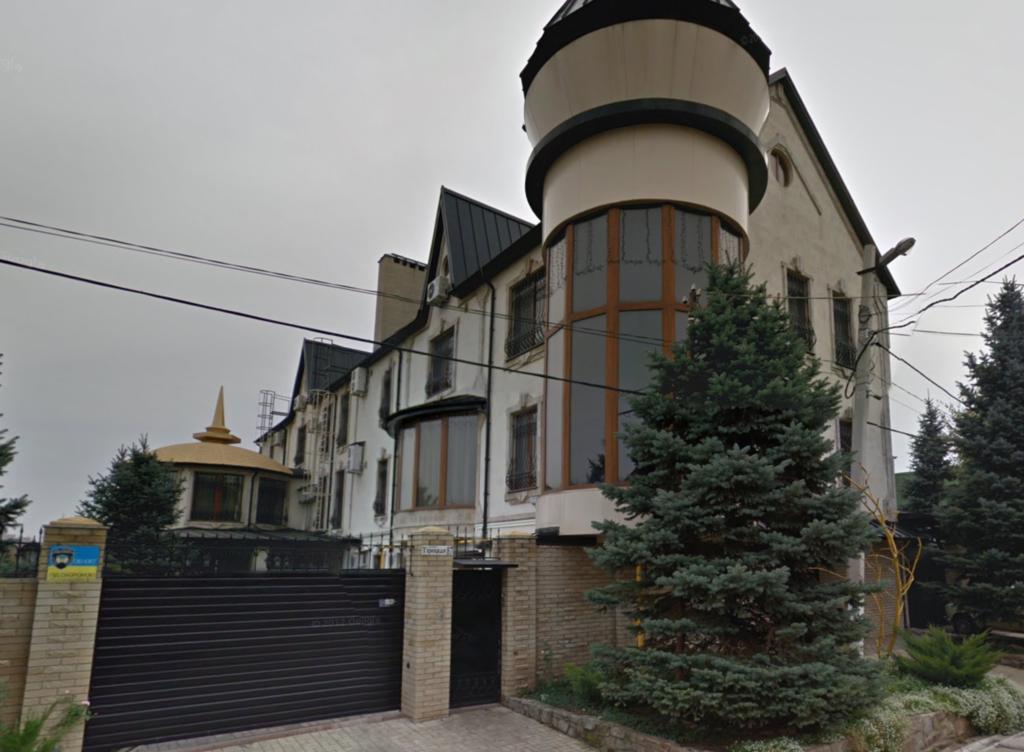 фото дом захарченко в донецке