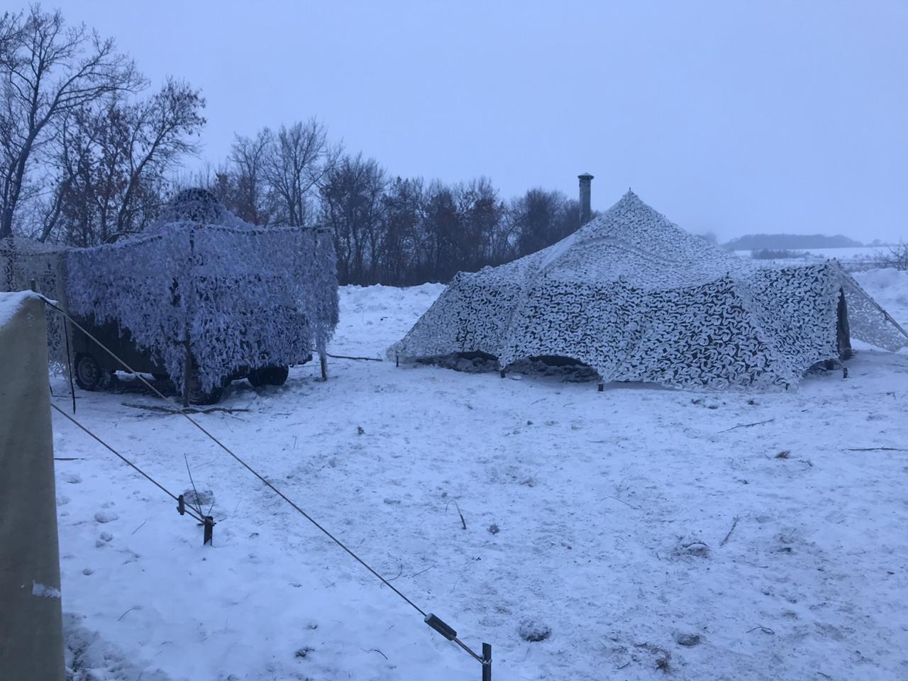 ГПСУ продолжает усиленно охранять восточную границу Украины