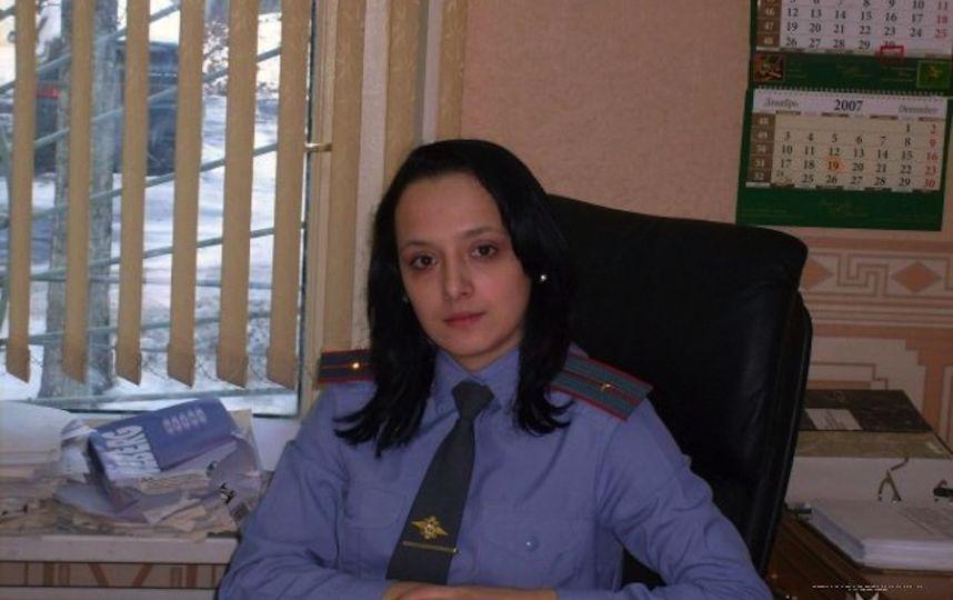 Раньше Филиппова работала в патрульно-постовой службе ОВД