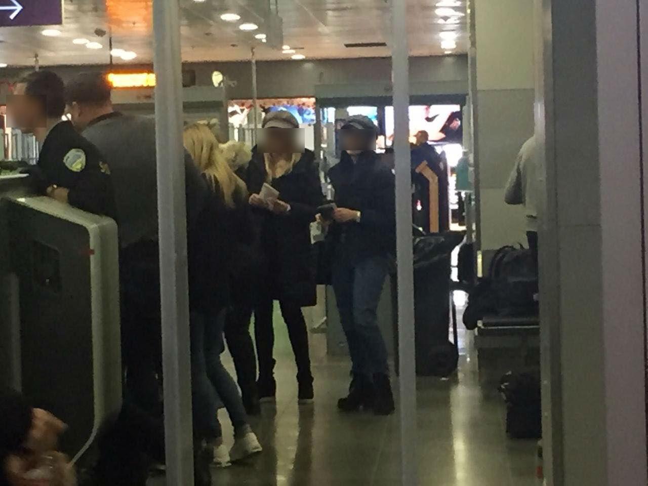 Злоумышленницу поймали в аэропорту