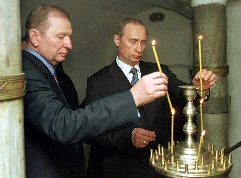 Чаще при Кучме, реже - при остальных: Когда Путин приезжал в Украину2
