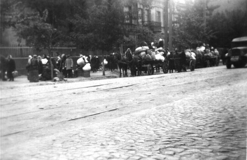 Киев под нацистами: расстрелы евреев и лютый комендант. Серия 3