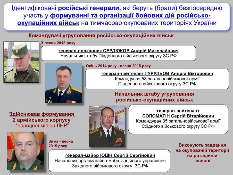 В АП обнародовали доказательства присутствия российских войск на Донбассе