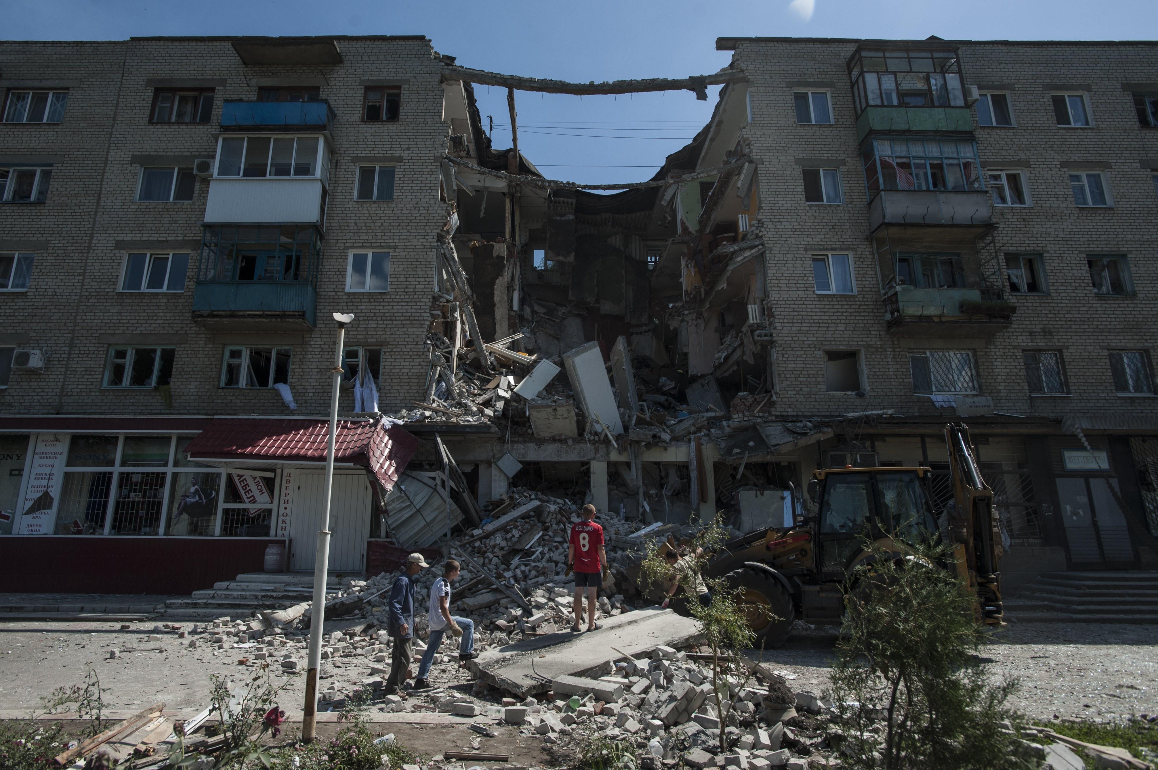 Фото обстрелов луганска за последнии 3 дня 2