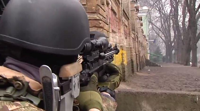 В Украине арестован снайпер, стрелявший в активистов Майдана в 2014 году