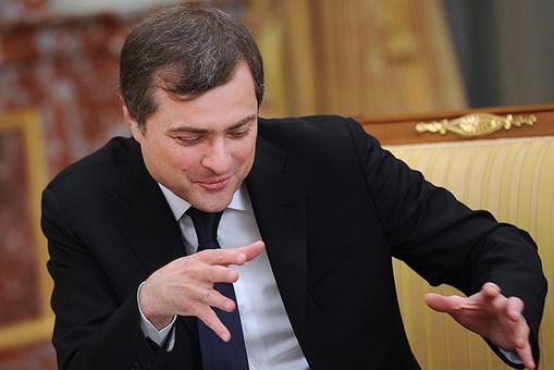 Сурков был в Украине во время расстрела Майдана