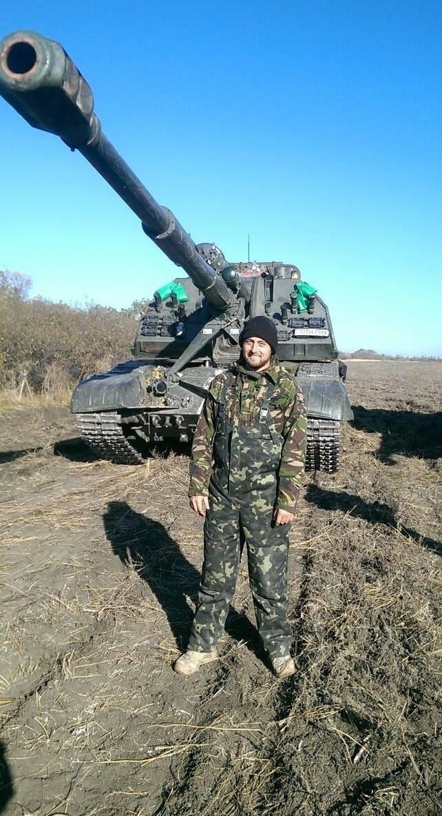 Юрий Луценко переживает за своего сына Александра (на фото)