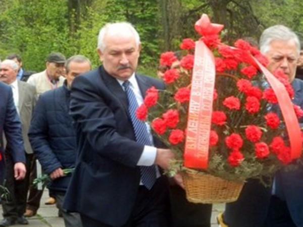 Александр Комнацкий
