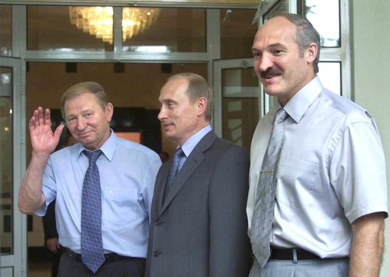 Чаще при Кучме, реже - при остальных: Когда Путин приезжал в Украину1