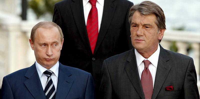 Чаще при Кучме, реже - при остальных: Когда Путин приезжал в Украину4