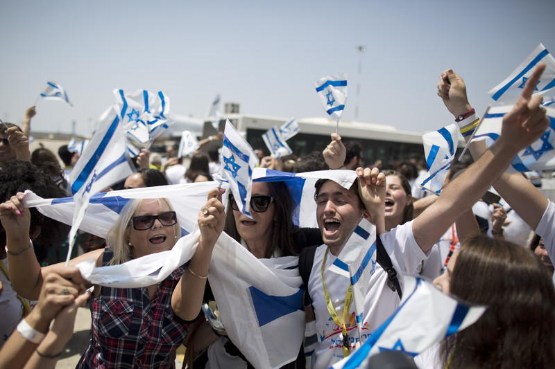 В гею израиль эмигрирация