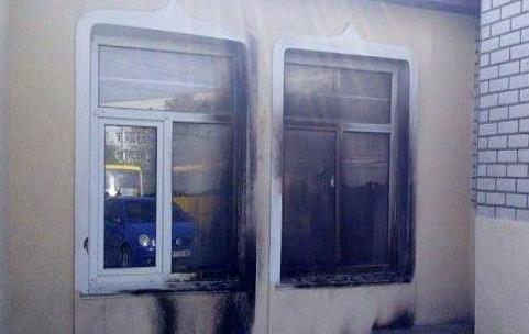 Неизвестные подожгли мечеть Чукъурча-джами