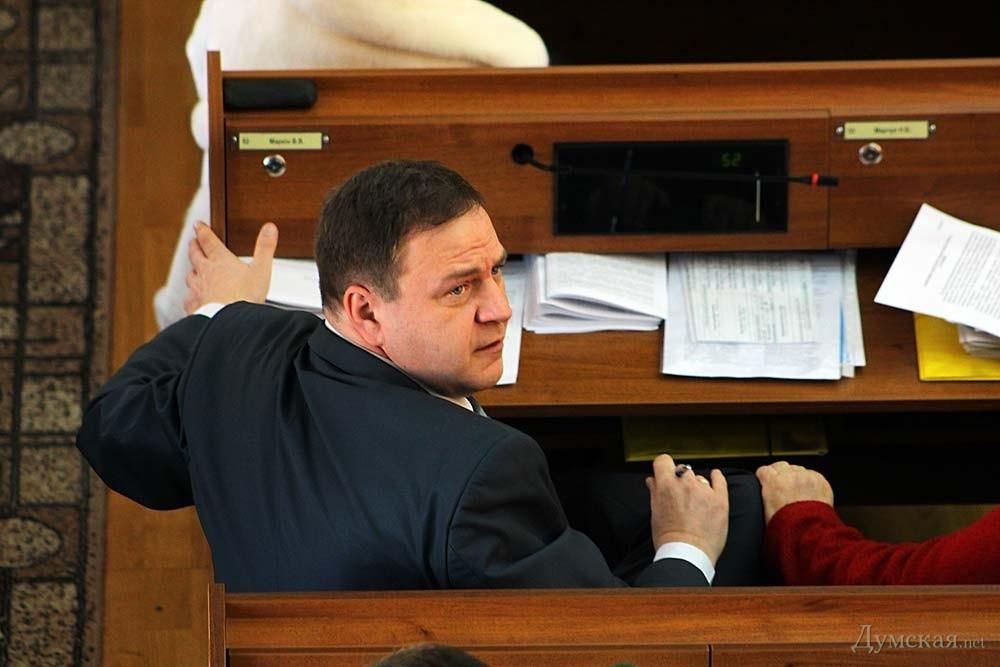 Вячеслав Маркин был депутатом облсовета с 2006 года