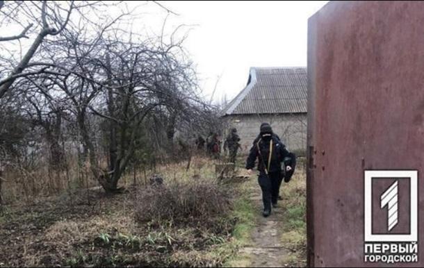 Полиция и медики прибыли на место убийства в Кривом Роге