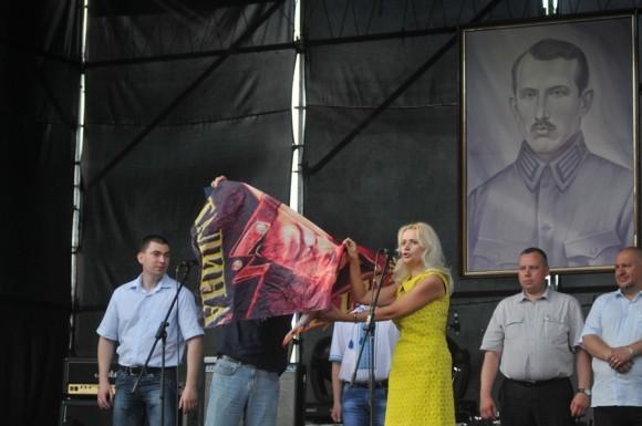 Из-за приезда Фарион в Одессу произошла массовая драка