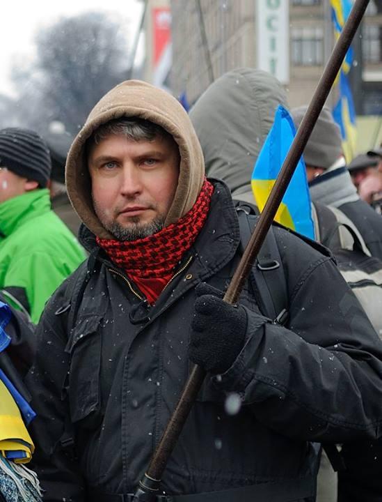 Игорь Сердюк, житель Кременчуга