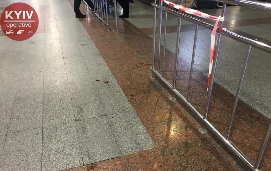 Полиция задержала нападавшего