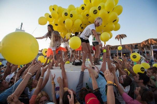КаZантип 2013. Прямая трансляция клубной вечеринки - Апофеоз №1  3 августа и репортажи
