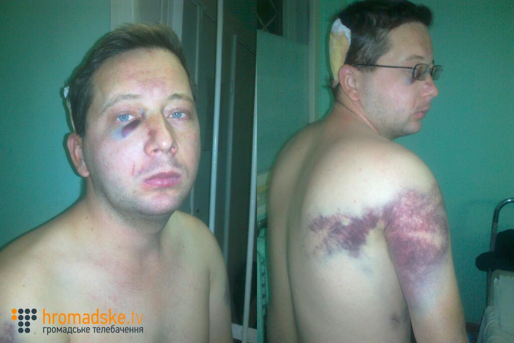 Один из арестованных Сергей Нужненко