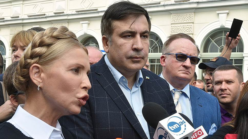 Саакашвили секс юля тимошенкой
