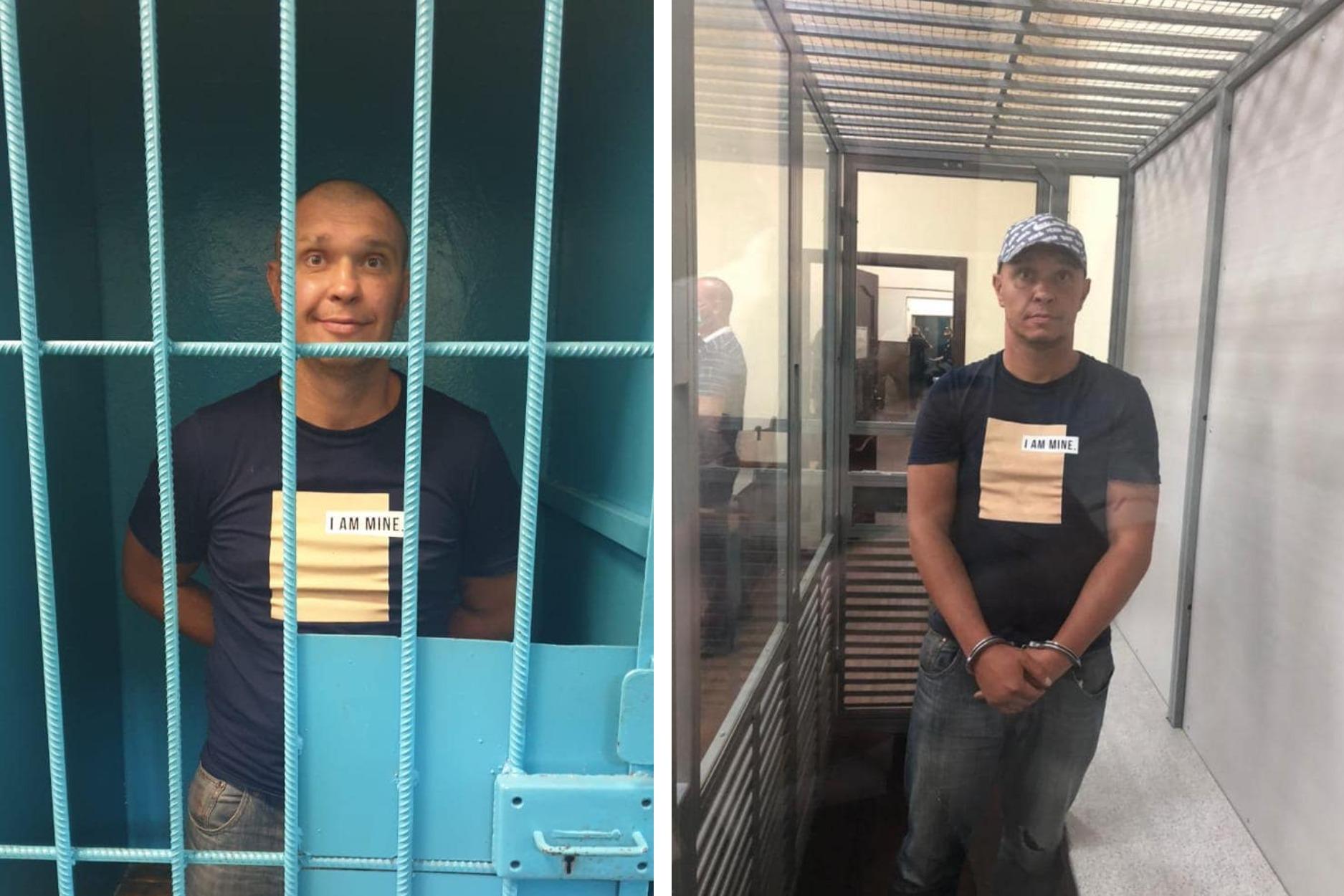 Подозреваемый в избиении и попытке изнасилования Анастасии Луговой отправлен на два месяца за решетку без права выхода под залог