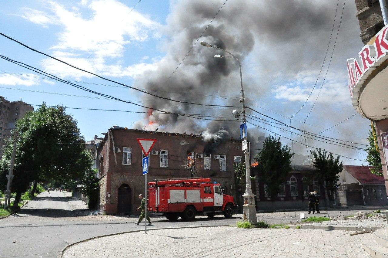Фото обстрелов луганска за последнии 3 дня 4