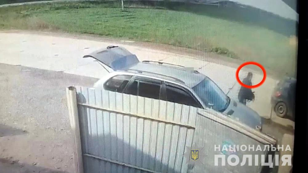 Вор украл 800 тыс грн