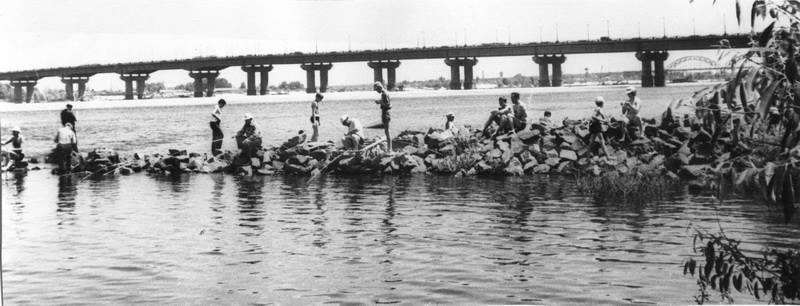 1950-е. Парк им. Примакова
