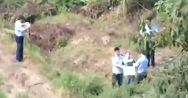 Видео расстрела семьи бизнесмена на Кузбассе