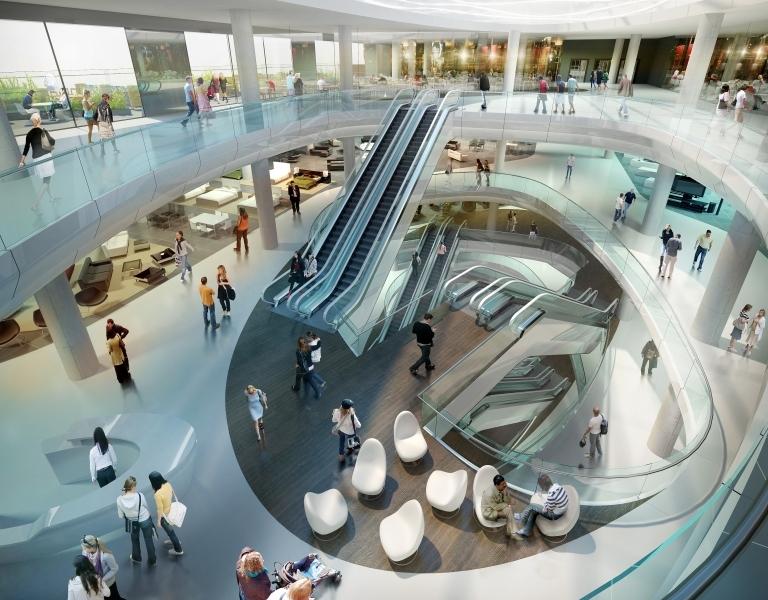 ЦУМ планируют открыть осенью 2014 года