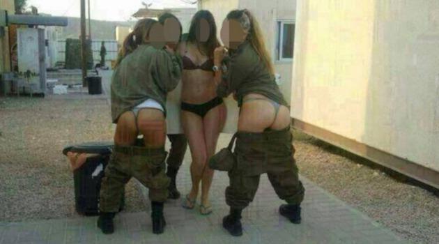 Фото голых израильских солдат фото 357-739