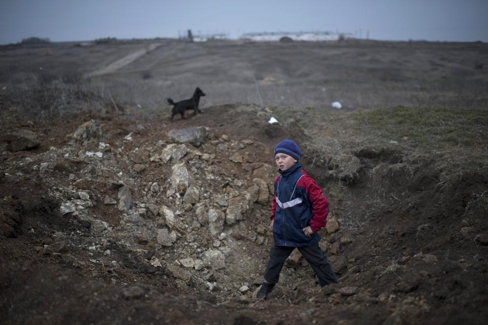 Террористы намерены обстрелять Катериновку