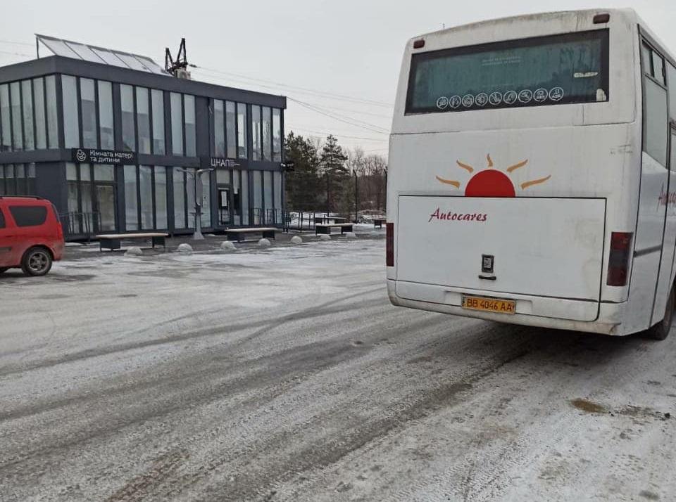 Фото второго автобуса