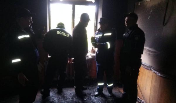 Полицейские задержали подростка, который поджег школу