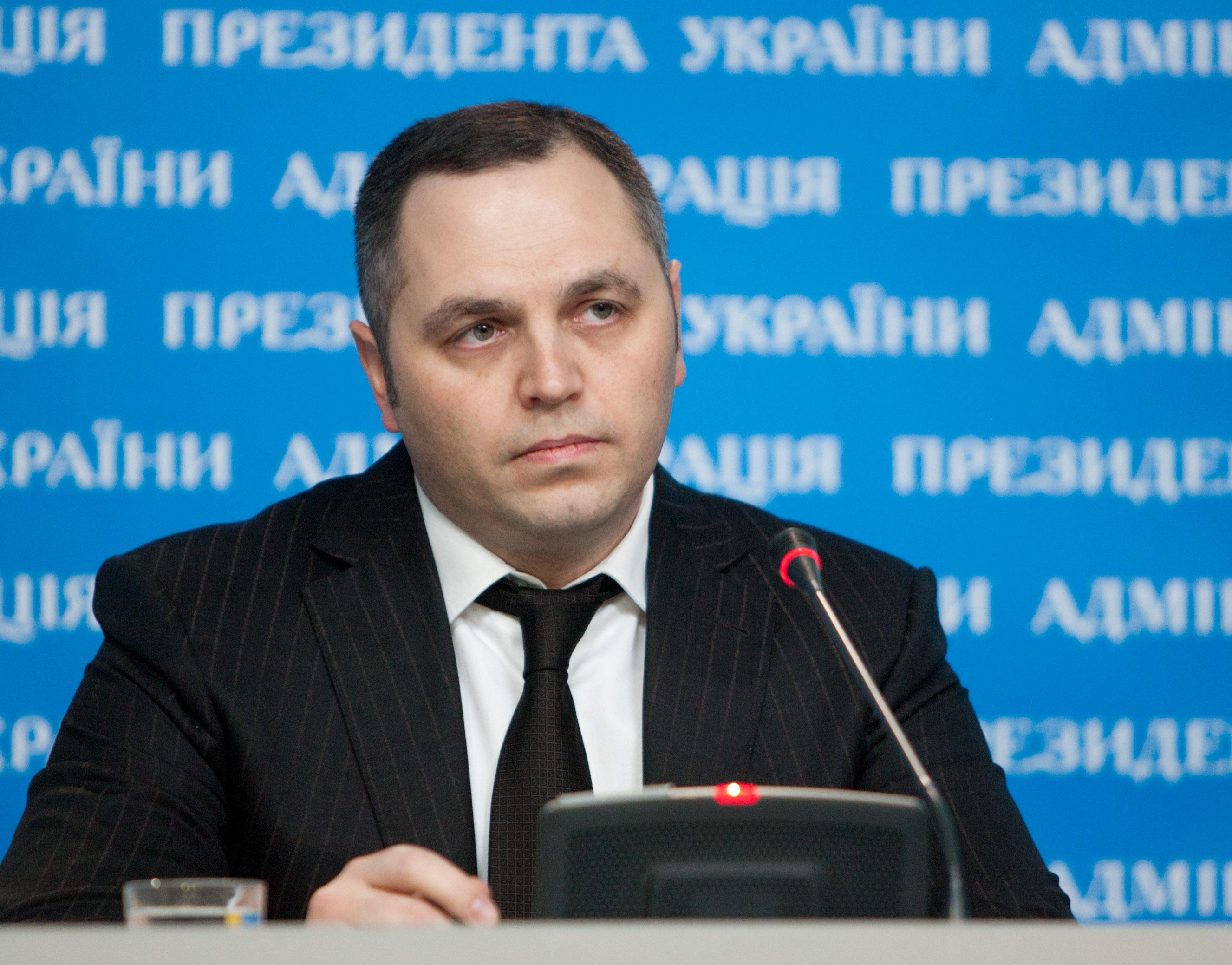 Андрей Портнов: Петр Порошенко нереально тупой президент