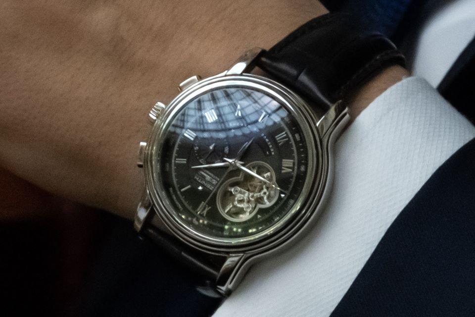 Часы Разумкова