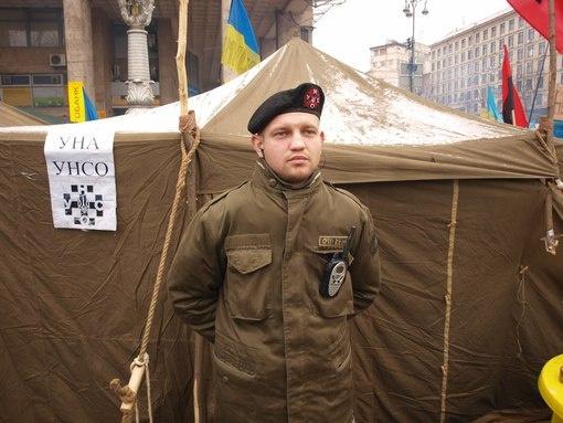 Михаил Жизневский состоял в УНА-УНСО
