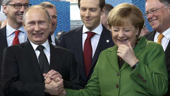 Картинки по запросу Путин и Меркель
